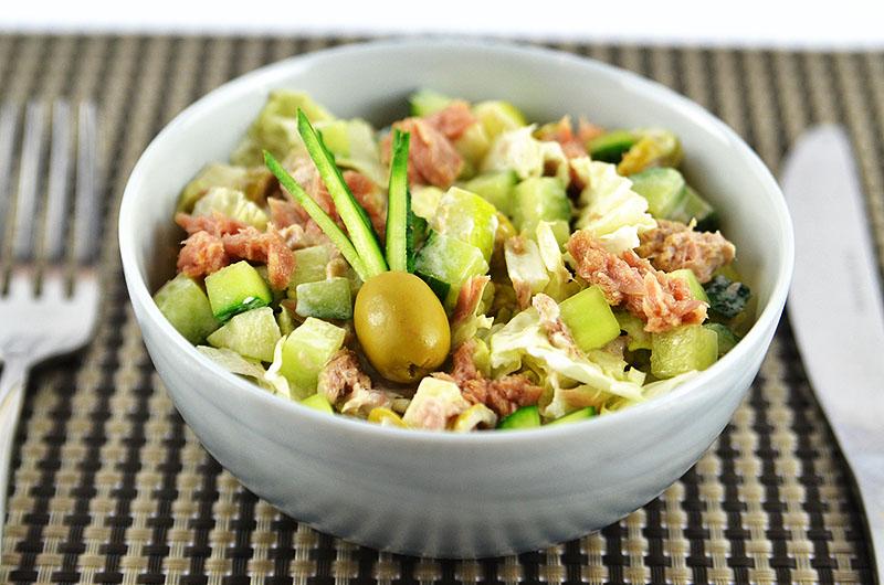 Salat Knackig