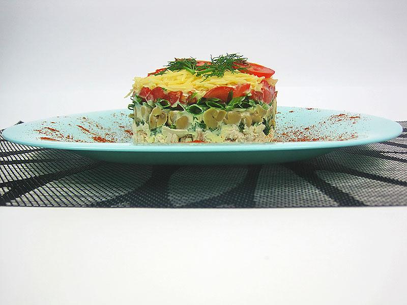салат готовий