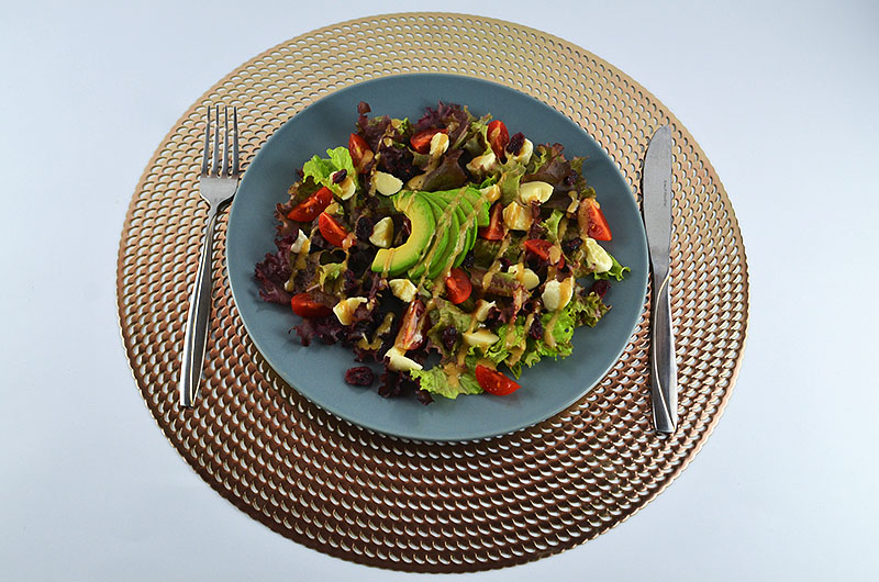Salat Europäisch