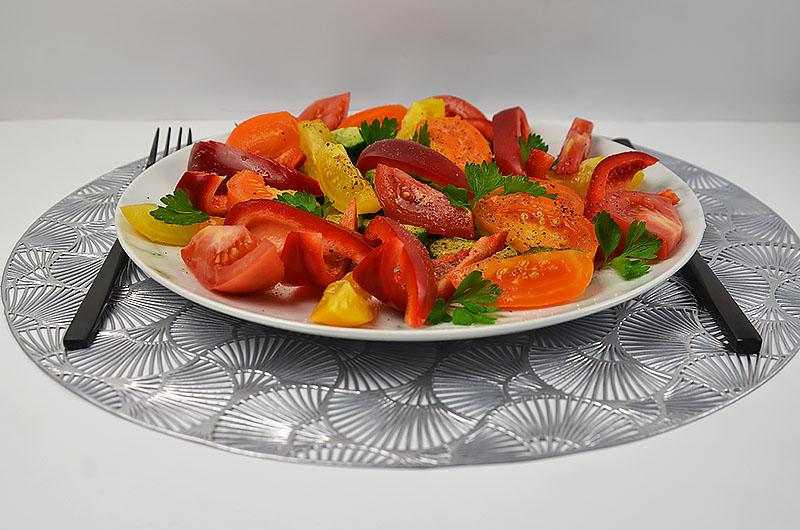салат яскравий