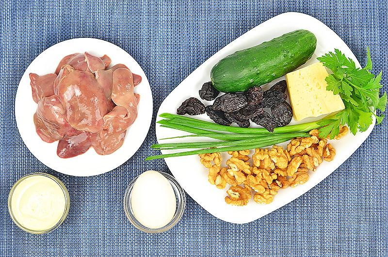 салат продукти