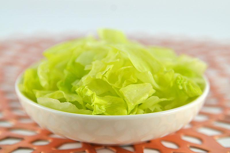 хрумкий салат
