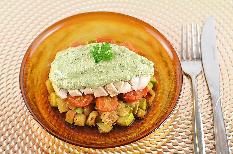 салат апетитний