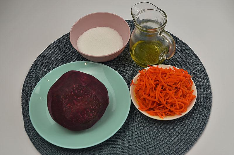 салат інгредієнти