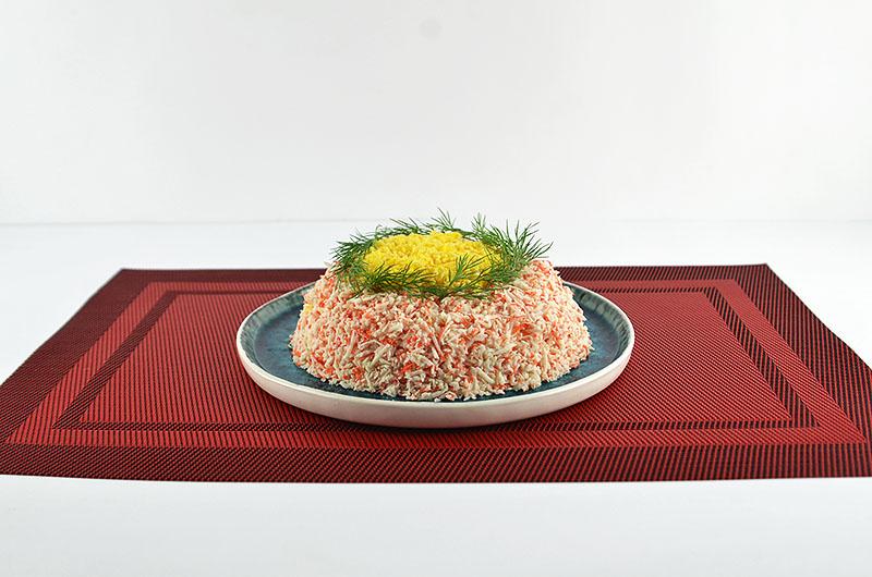fast fertiger Salat