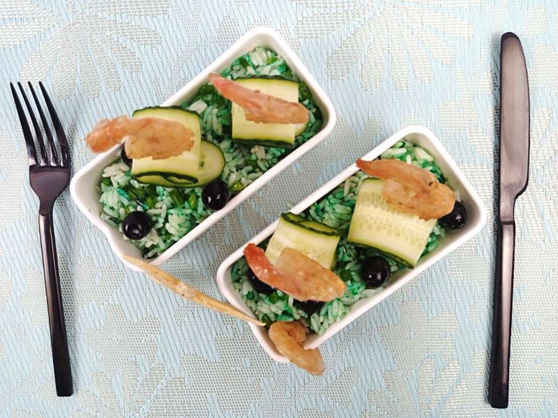 neuer Salat