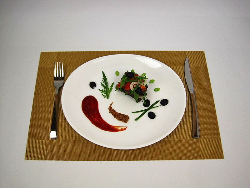perfekter Salat