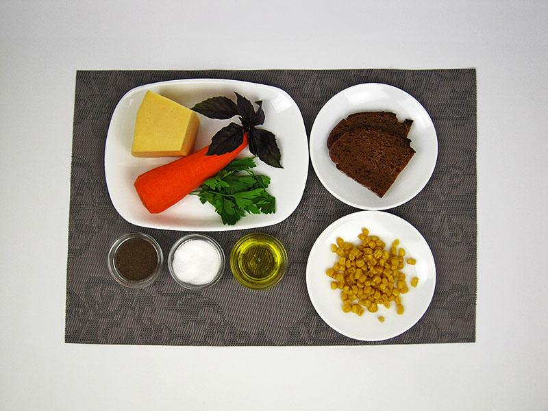Salat Zubereitung