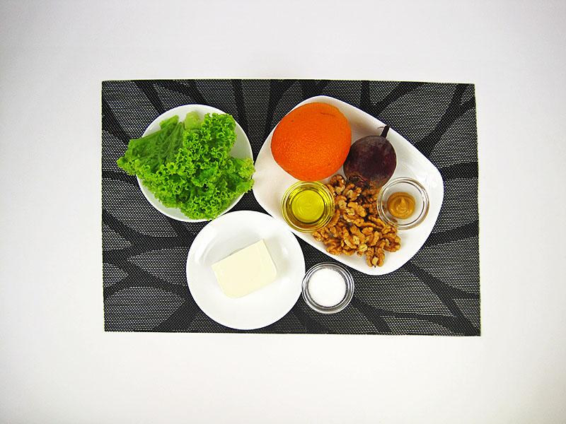 duftender Salat