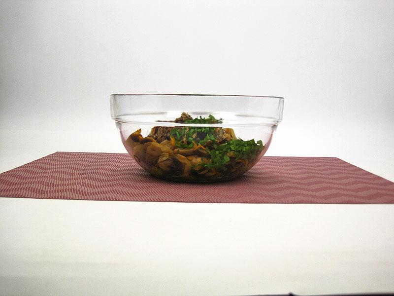 appetitlicher Salat