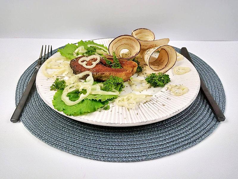 appetitliches Gericht
