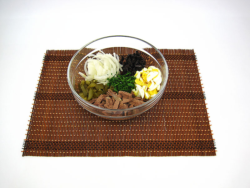 sanftiger Salat